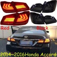 1set 2014 2015 2016 jahr schwanz licht für Honda Accord rücklicht auto zubehör LED DRL Taillamp für Accord nebel licht