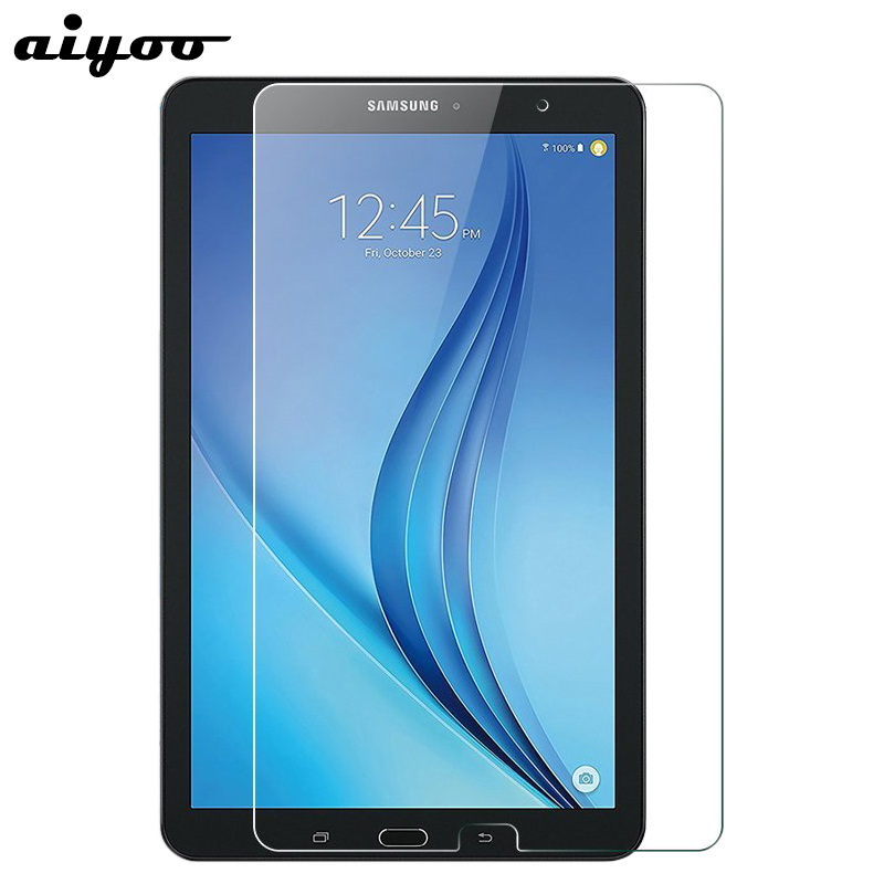 Aiyoo Tempered Glass For Samsung Galaxy Tab E 9.6 T560 T561 Tablet Screen Protector Film For Samsung Tab E 9.6 SM-T560 SM-T561