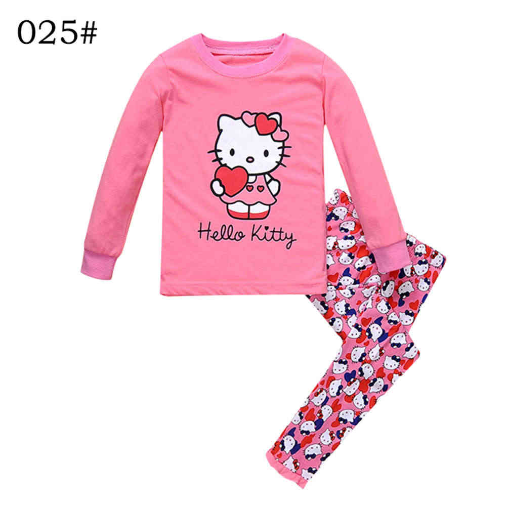 f152212cc Detail Feedback Questions about Toddler Kids Girl Pyjama Hello Kitty ...