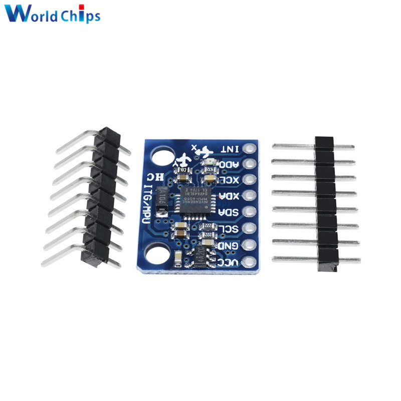 1PC MPU-6050 MPU6050 Six-axis Sensor Chips IC QFN-24