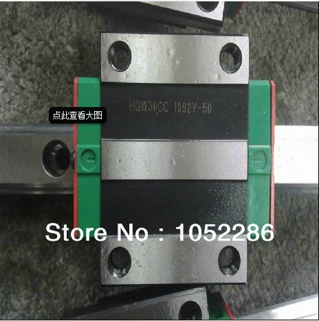 2pcs 100% brand new Hiwin linear rail HGR15 L1100mm+4pcs HGW15CA flanged block free shipping to israel hgh15c 16pcs hgr15 440mm 4pcs hgr15 300mm 4pcs hiwin from taiwan linear guide rail