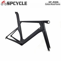 Spcycle 2018 New Monocoque Aero Carbon Road Bike Frame One Piece Mould T1000 Carbon Road Bicycle