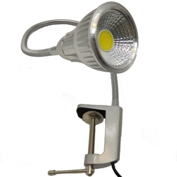 WITH CLAMP 10W WORKSHOP LED GOOSENECK LAMP In Desk Lamps From Lights U0026  Lighting On Aliexpress.com | Alibaba Group