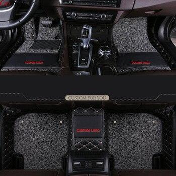 Car Believe car floor mats For toyota prado 120 land cruiser 100 mark x corolla harrier rav4 2018 camry accessories carpet rug