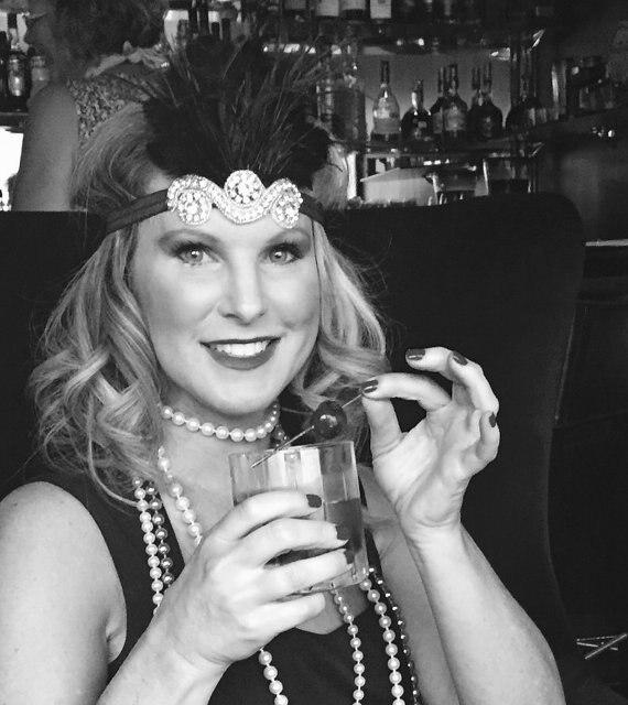 The Great Gatsby 20 s flapper Headpiece Vintage Bridal 1920s Headpiece  Rhinestone headband bridesmaid flappper headpiece f66fcb9a4df1