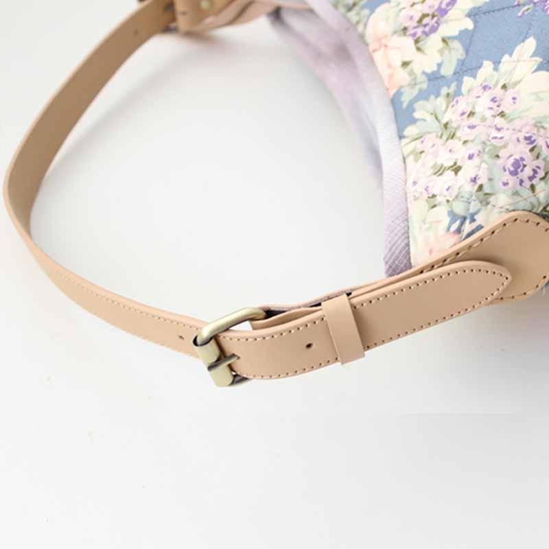 Adjustable Length Genuine Leather Flat Handle Straps for Classic Mini Obag Eva Handbag Hand Bag Shoulder Bag Accessories
