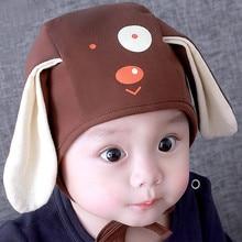 Lovely Children Baby Hat Kids Newborn  Cartoon Dog 3D Ears Children Beanies Boys Girls Hats Headwear Toddler Caps Accessories-in Hats & Caps from Mother & Kids on Aliexpress.com | Alibaba Group