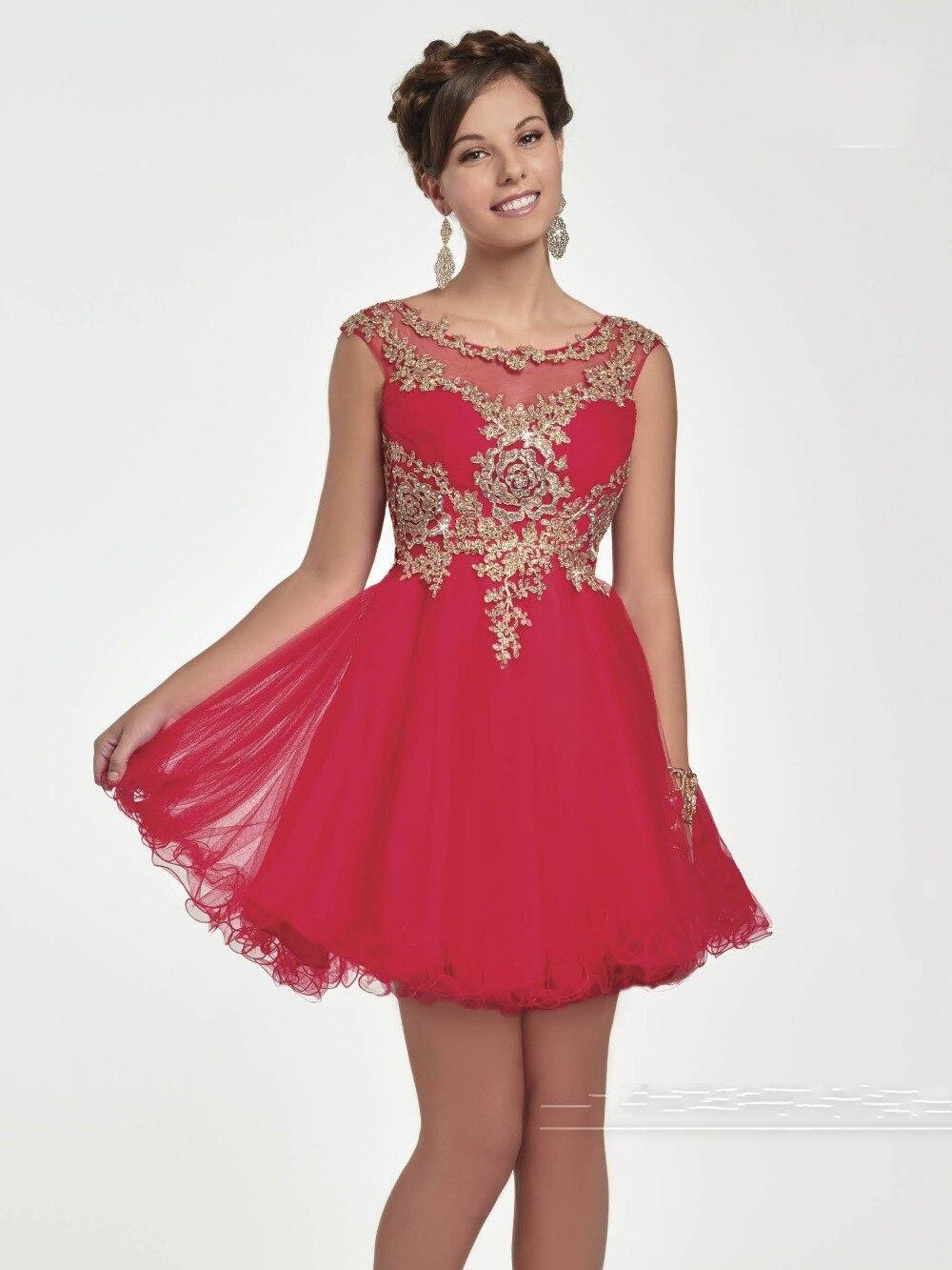 Kurze Heimkehr Kleider Immer Ziemlich Marke As05521wr Einfache Mode Ärmellose Kurze Eine Linie Casual Hochzeit Kleid Weddings & Events