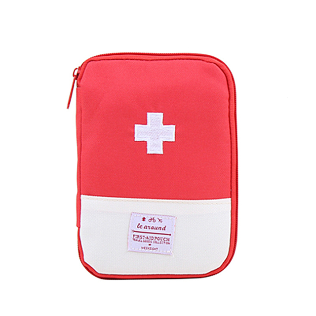 portable firstaid kit creative travel bag small portable drug nylon first aid medicine bag