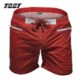 TQQT men's shorts drawstring long shorts solid short zipper pockets shorts male elastic waist long paradeplatz short 5P0646