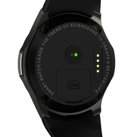 2017 New DM368 WIFI Android 5 1 Quad Core 8GB Bluetooth 4 0 3G Smart Watch