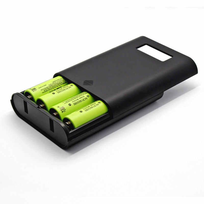 SoShine E3S 4x18650 батарея с ЖК-дисплеем Банк питания зарядное устройство для iPhone для samsung мобильный USB портативные аксессуары для освещения