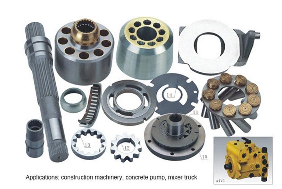 Repair kit for Rexroth piston pump A4VG56 pump spare parts