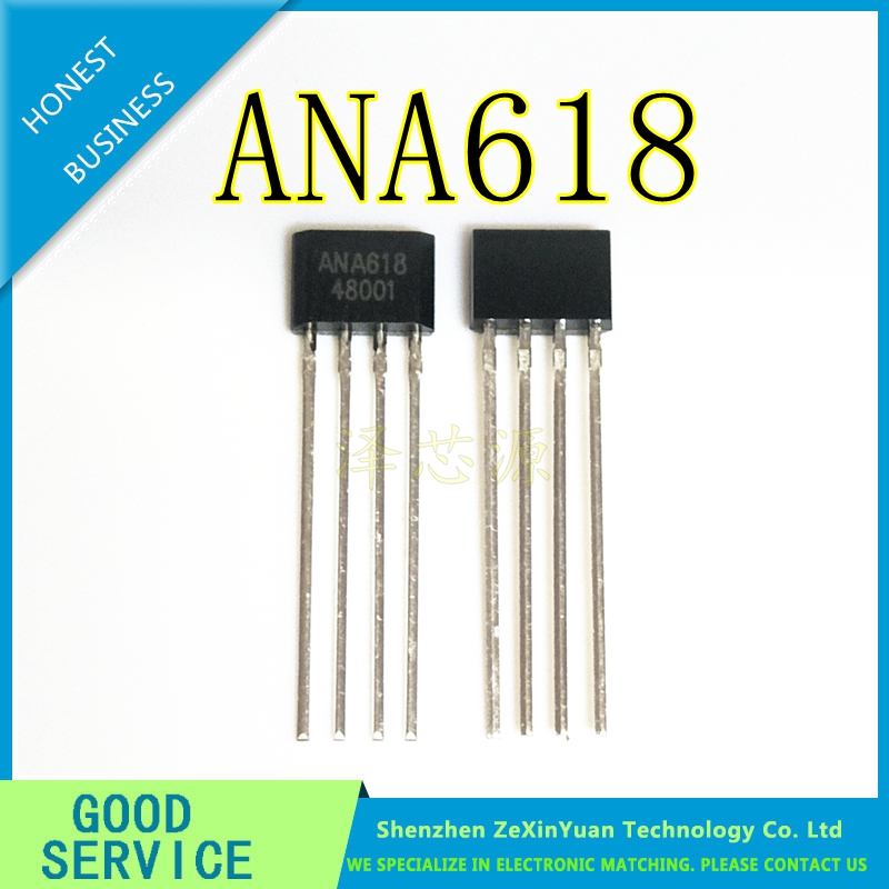 2PCS ANA618 ORIGINAL TO94 IC good quality