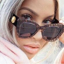 De moda de las mujeres de ojo de gato mujer gafas de sol 2019 nueva moda  gran marco de ojo de gato femenino gafas Vintage gafas . cf1f430058c4