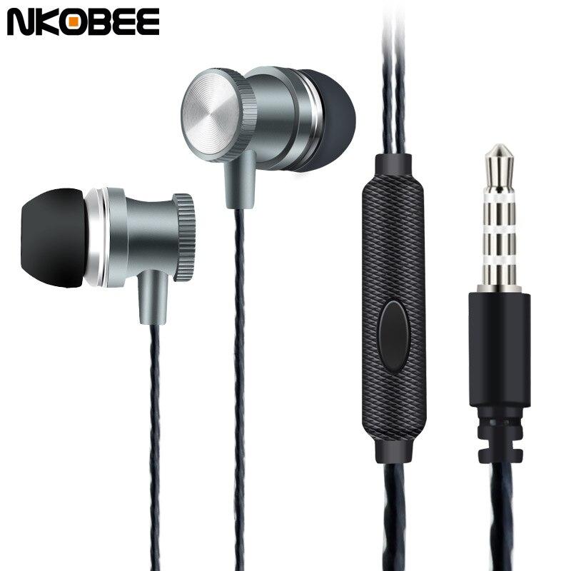 Auricular en la oreja los auriculares auriculares auriculares con micrófono para