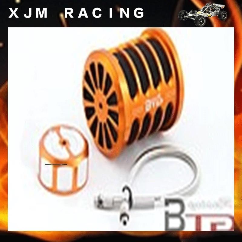 GTBRacing Alloy Air filter set for 1/5 rc car hpi baja 5b/5t/5sc engines parts gtbracing alloy air filter set for 1 5 rc car hpi baja 5b 5t 5sc engines parts
