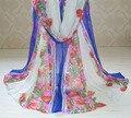 2015 womens moda outono, Viscose cachecol, Rose flor imprimir, Desigual espanha, Floral hijab, Hijab muçulmano, Cachecol mulheres, Bandana, Capa, Envoltório