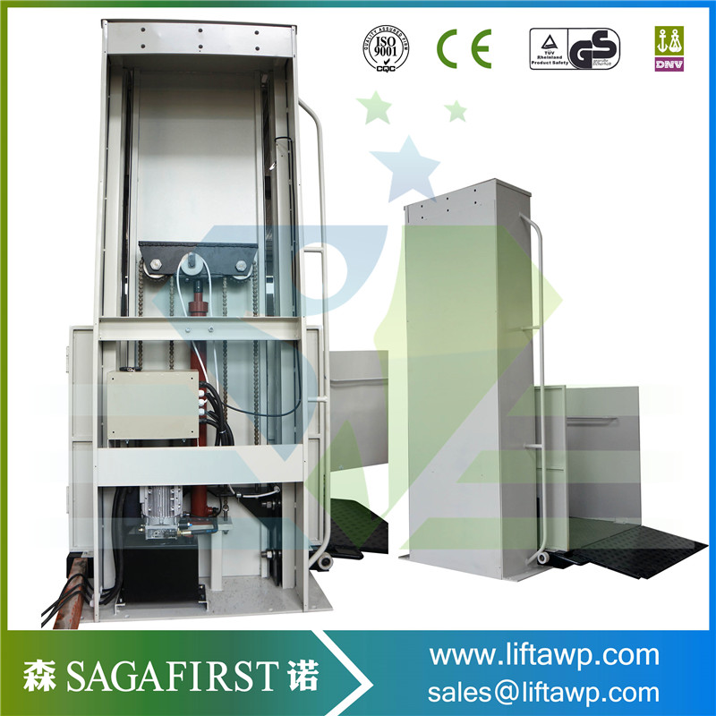 Wheelchair Elevator Platform Lift