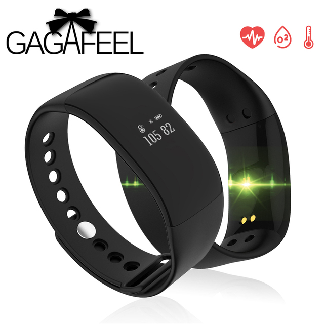 GAGAFEEL Heart Rate Monitor Smart Watches Clock for IOS iPhone Android Lovers' C