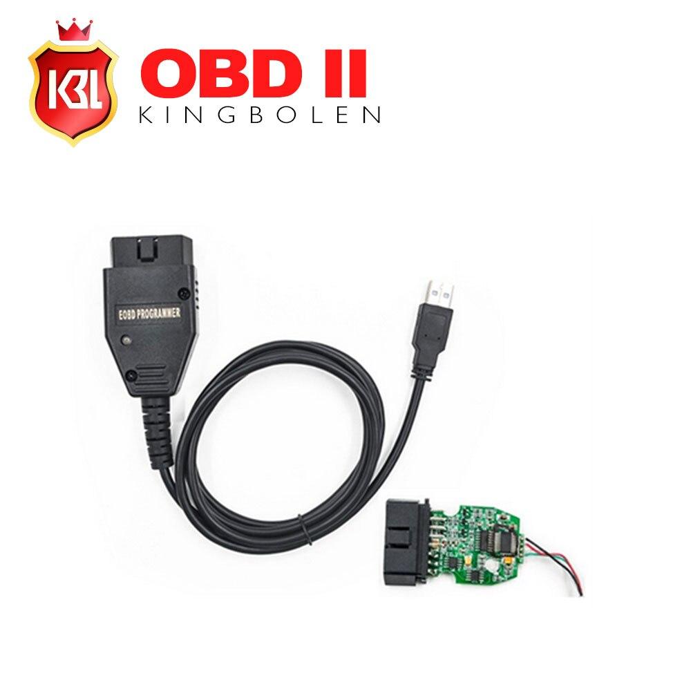Prix pour A + + Qualité Galletto 1260 ECU Chip Tuning Outil EOBD/OBD2/OBDII Flasher Galletto 1260 ECU Flasher