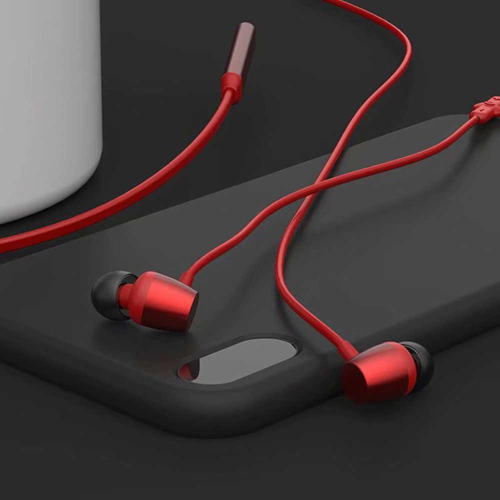 LYMOC Q5 Bluetooth イヤホンスポーツワイヤレスヘッドフォン 48Hrs の Talktime ネックバンドステレオヘッドセットを実行している iphone サムスン Huawei 社