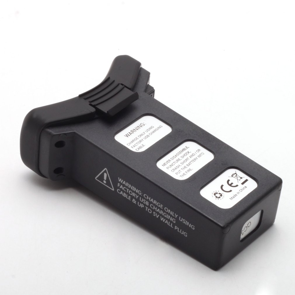 7.4V 2500mAh Lithium Battery For S70W RC Quadcopter Spare Parts Aircraft Drone Battery7.4V 2500mAh Lithium Battery For S70W RC Quadcopter Spare Parts Aircraft Drone Battery