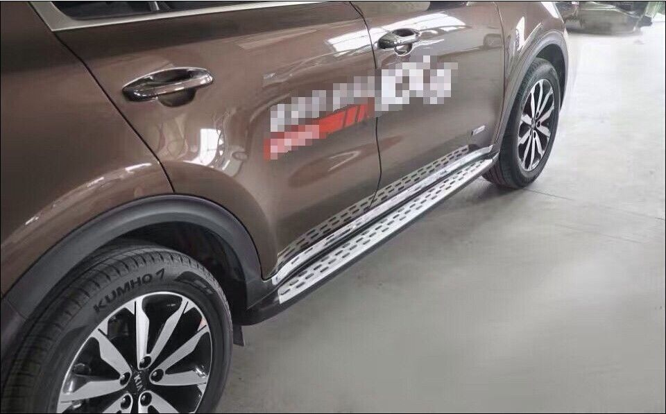Popular Kia Sportage Running Boards Buy Cheap Kia Sportage