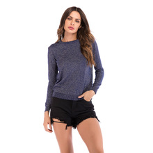 цены на Fashion Casual Autumn Winter Women Sweater Pullovers Long Sleeve O neck Slim Knitted Ladies Top Soft Jumper Pull Femme 5835 в интернет-магазинах
