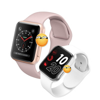 IWO 8 Plus Bluetooth Smart Watch 44mm Series 4 Smart Watch for iOS Android Pedometer Message synchronization With Watch strap