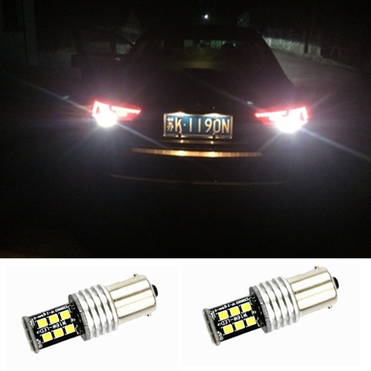 New Volvo Xc90 >> 2 x Error Free Super Bright White LED Bulbs For Backup ...