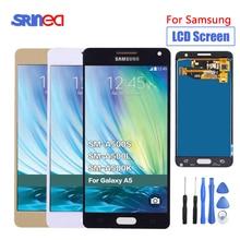 LCD de substituição Para Samsung Galaxy A5 2015 A500 A500F A500FU A500H A500M Display LCD Digitador Da Tela de Toque Do Telefone 100% Testado