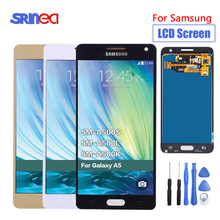Replacement LCD For Samsung Galaxy A5 2015 A500 A500F A500FU A500H A500M Phone LCD Display Touch Screen Digitizer 100% Tested high quality for samsung galaxy a5 2015 a500 a500f a500fu a500m a500y a500fq lcd display touch screen digitizer assembly tools
