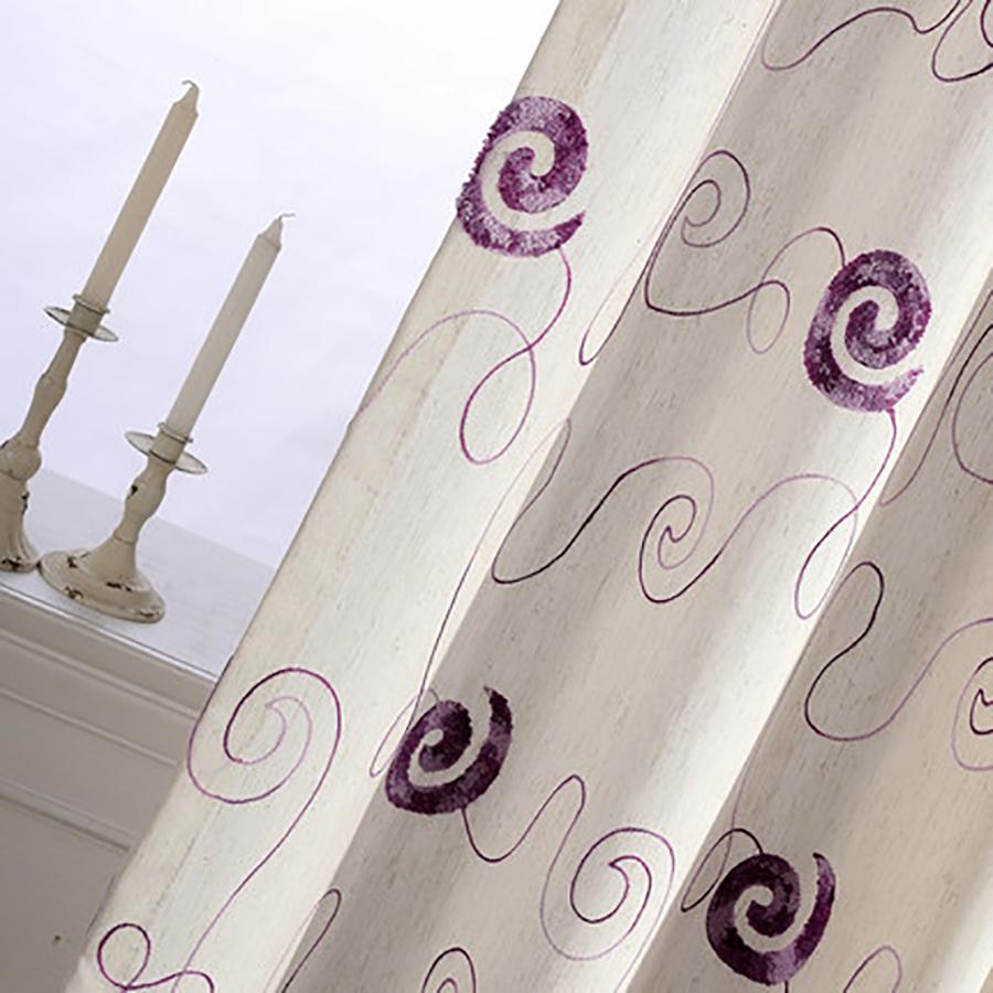 Comparer les prix sur vintage sheer curtains   online shopping ...