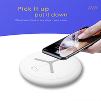 2 in1 Wireless Charger Pad For Apple Watch 1 2 3 4 for Apple Fans PC+ABS Fast USB Charger Series Certified CE ROHS FCC etc. #4