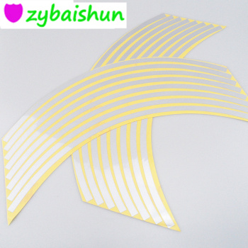 new! 16 reflective bike motorcycle car tape 5 color car modeling for BMW X-series 3-series 5-series 7-series E F-series image