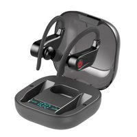 For HBQ PRO TWS Bluetooth 5.0V Earphone Stereo Wireless Earbuds Mini Earphone Waterproof Headset with 950mAh Power Bank Earphone