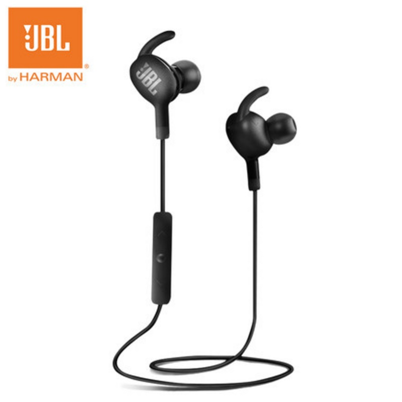 New Original JBL EVEREST 100 Best Bass Stereo Wireless Bluetooth Earphone For Android IOS Mobile phone Earbuds Headsets with Mic new original jbl synchros reflect best bass stereo hifi sports earphone for iphone earbuds headsets with mic pk se215 se535