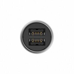 Image 4 - オリジナル xiaomi QC3.0 車の充電器 xiaomi 5 V/3A デュアル Usb 急速充電器 9 V/2A 12 V/ 1.5A mi クイック車の充電器 + 2A Magcle ケーブル