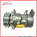 Brand New Genuine Auto A/C Compressor Air Conditioning 6453JF 6453CL 71721765 96269021 For Peugoet 206 207 Citroen C5