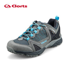 2017Outdoor Shoes Climbing Trekking Shoes Waterproof Outdoor Mountain Boots Anti-Slipping Outdoor Sport Shoes HKL828C2