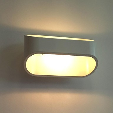 Aluminum Painting Modern LED Wall Lights Lamp With 1 Light For Bed Home Lighting,Wall Sconce Free Shipping