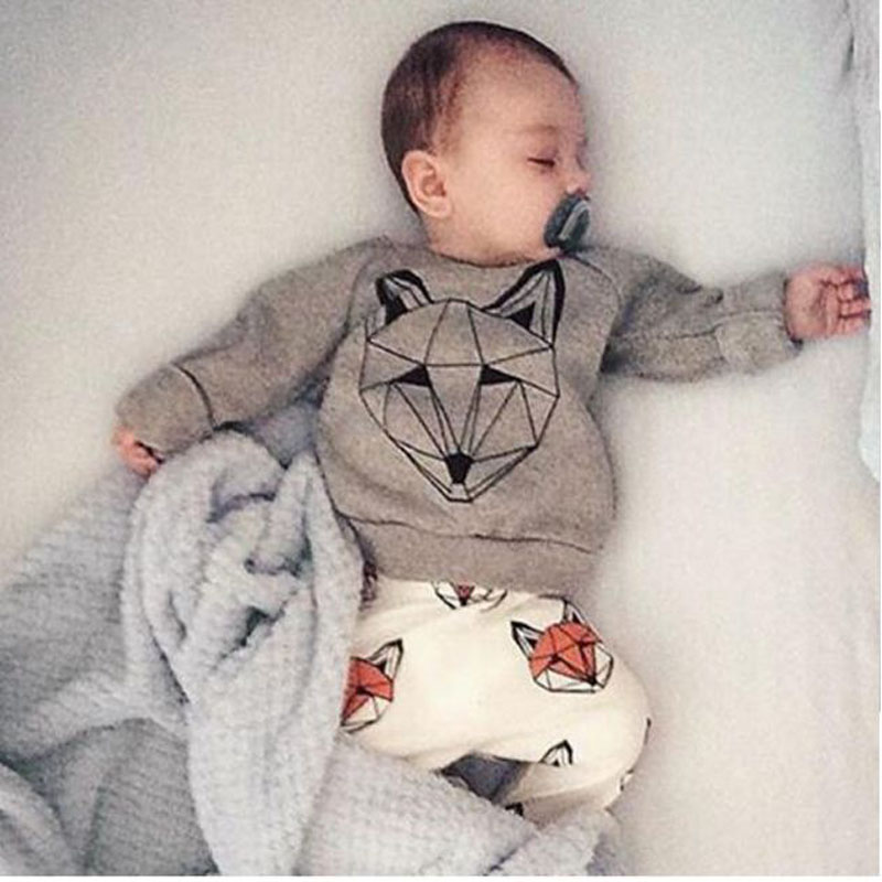 2018 new baby boy clothes fashion newborn  cotton long sleeved t-shirt + pants bebe baby boys clothing sets 2018 spring newborn baby boy clothes gentleman baby boy long sleeved plaid shirt vest pants boy outfits shirt pants set