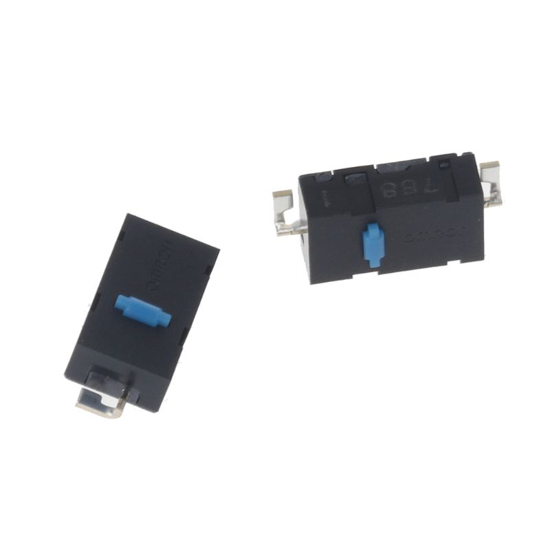 2745a315314 Aliexpress.com : Buy 2 Pcs Original Omron Mouse Micro Switch Mouse Button  Blue Dot Side Button for Anywhere MX Logitech M905 G502 G900 ZIP from  Reliable ...