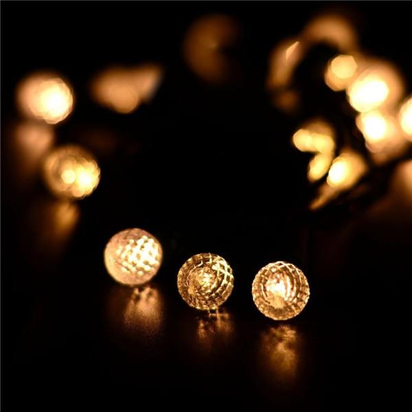 Outdoor Globe String Lights (3)
