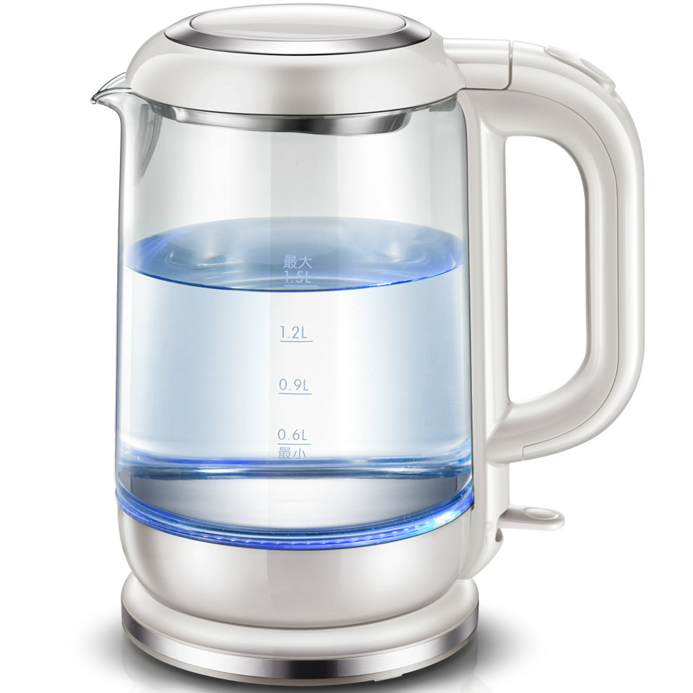 Electric kettle automatic power blackouts thickened glass hot Safety Auto-Off Function glass electric kettle automatic power supply kettles automatic power supply safety auto off function