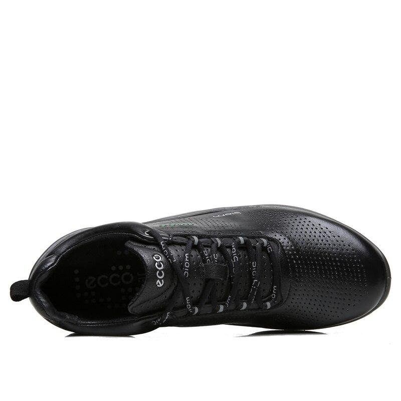 ECCO chaussures pour hommes printemps nouveau décontracté quotidien chaussures de course respirant doux confortable chaussures pour hommes 837514 - 3