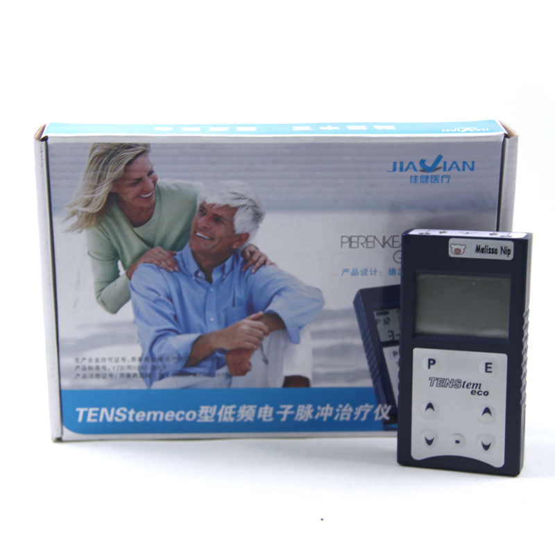 Electronic pulse meter Electric acupuncture apparatus TENStem ecoElectronic pulse meter Electric acupuncture apparatus TENStem eco