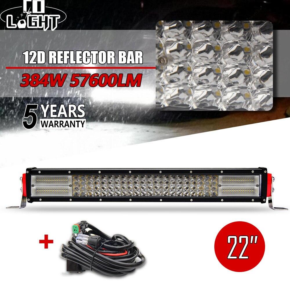 CO LIGHT 12D LED Light Bar 22