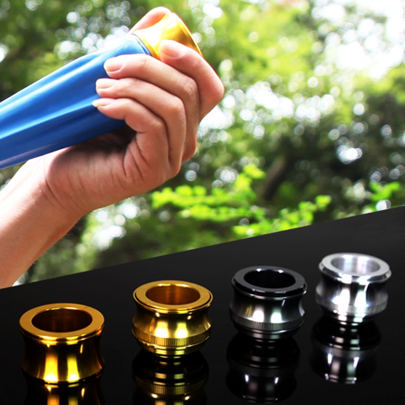Outdoor Powerful Pocket Shooting Aluminium Alloy Toy Slingshot Cup Rubber Shot Pouch Portable Latex Slingshot Pop Catapult Tools